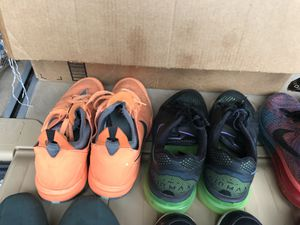LOT OF 9.5 & 10 & 10.5 NIKE SHOES for Sale in Philadelphia, PA