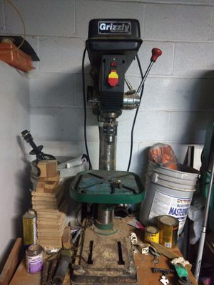 Grizzly Drill Press for Sale in Frederick, MD