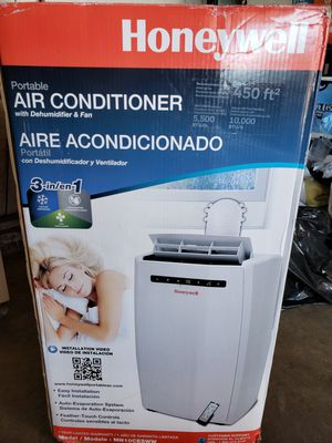 Honeywell Portable Air Conditioner for Sale in Anaheim, CA