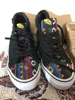 Vans off the wall shoes for Sale in Huntsville, AL