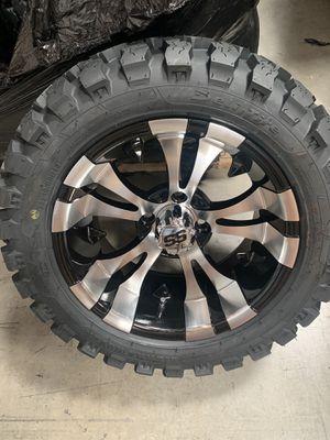 Golf cart wheels set for Sale in Doral, FL
