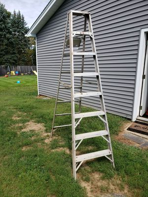 Werner 8ft ladder for Sale in Trenton, NJ