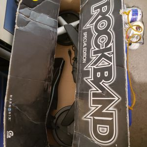 Rock band special edition ps3 for Sale in San Diego, CA