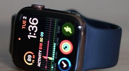 Black Apple Watch for Sale in Fairmont,  WV