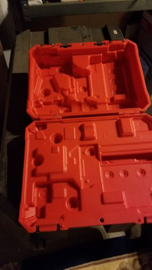 Milwaukee hard case for Sale in Upland, CA