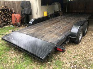 Car hauler trailer for Sale in Dallas, TX