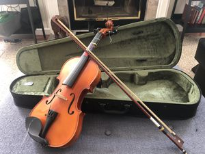 Rosetta Student Violin - 3/4 size for Sale in Chantilly, VA