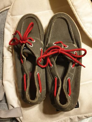 Sperry topsiders in used condition for sale for Sale in Palmetto, FL