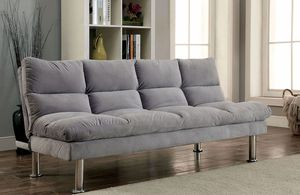 Necco Futon Sofa bed-available in 2 colors $219.00. In stock! Super sale! Free delivery 🚚 for Sale in Ontario, CA