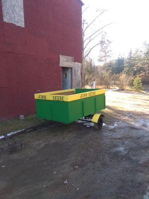 John Deere trailer for Sale in Nevis, MN