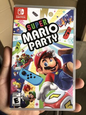 Super Mario Party - Nintendo Switch for Sale in Austin, TX
