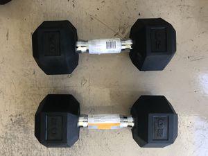 CAP 20lb Dumbbells for Sale in Phoenix, AZ