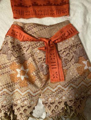 Moana costume 4/5 for Sale in Montebello, CA