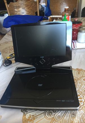Widescreen Portable DVD/CD/MP3 player for Sale in Los Angeles, CA