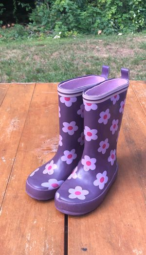 Cute Flower Rain Boots for Sale in Leominster, MA