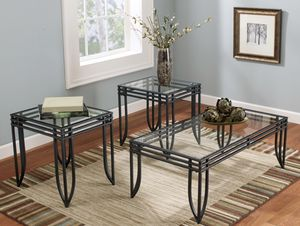 Coffee & 2 End Tables for Sale in Collinsville, IL