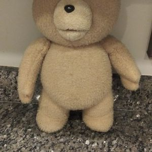 "TED 16"" Talking Plush Teddy Bear for Sale in Gaithersburg, MD"