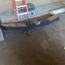 Classic warn winch bumper for Sale in Anaheim,  CA
