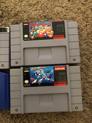 Super Nintendo and n64 games for Sale in Redlands, CA