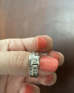 Wedding ring and band for Sale in Glendora, CA