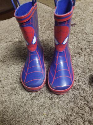 Boys rain boots size 11 for Sale in Baltimore, MD