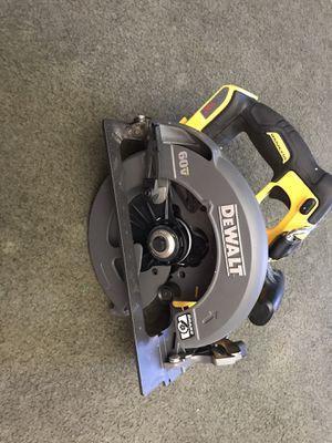 Dewalt flex volt 60v max for Sale in Ontario, CA