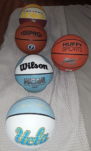 Basketballs $10 Each for Sale in Fresno, CA