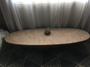 Antique Marble Coffee Table for Sale in Madera, CA