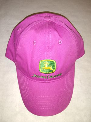 Women's Dark Pink John Deere Hat for Sale in Salt Lake City, UT