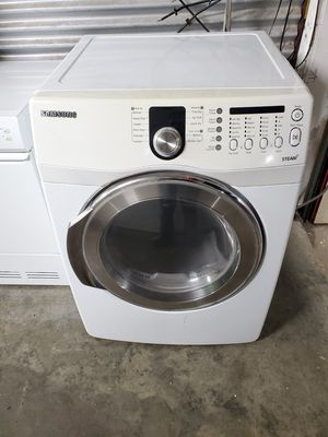Samsung frontload steam dryer for Sale in Nashville, TN