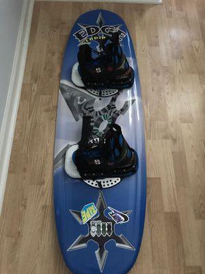 Hyper lite board size 135 with hyper lite bindings. for Sale in Boca Raton, FL