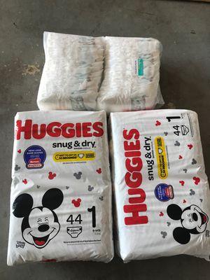 Huggies/pamper diapers for Sale in San Diego, CA