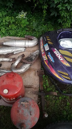 Snowmobile parts for Sale in Saint Paul, MN