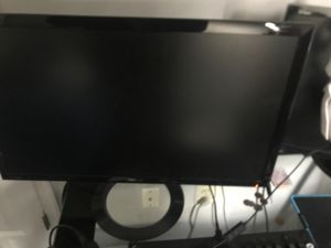1ms response time asus gaming monitor 24in for Sale in Penndel, PA