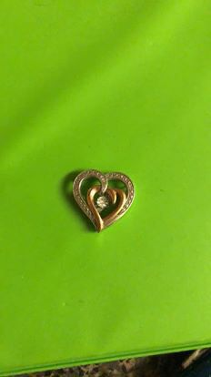 KAY Jeweler Heart Necklace Charm for Sale in Dixon, CA