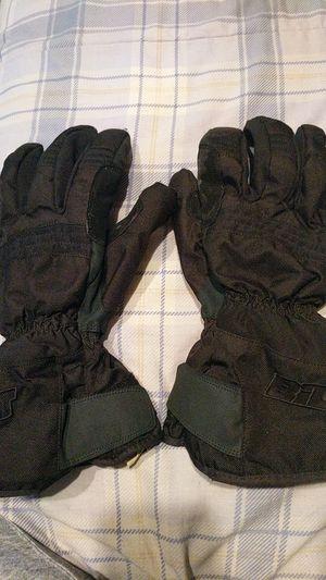 Bilt motorcycle winter gloves for Sale in Atlanta, GA
