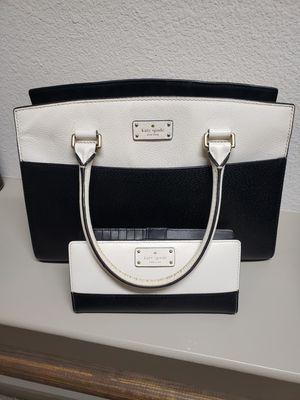 Kate Spade Handbag & Wallet Set for Sale in Houston, TX