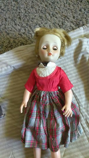 antique doll with full outfit for Sale in Redding, CA