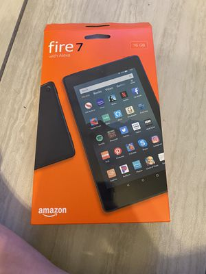 Amazon kindle fire 7 for Sale in Riverview, FL
