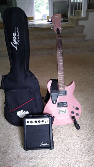 Lyon by Washburn electric guitar for Sale in Worcester, MA