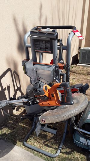 Ridgid Table Saw for Sale in Grape Creek, TX