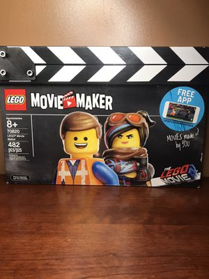 LEGO The LEGO Movie Maker for Sale in Parsonsburg, MD
