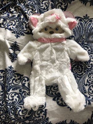 Bear doll costume Marie the cat from Disney for Sale in Santa Ana, CA