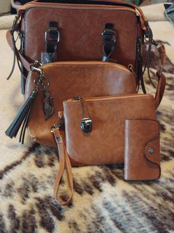 Brand New Leather Hand Bags for Sale in Spokane,  WA