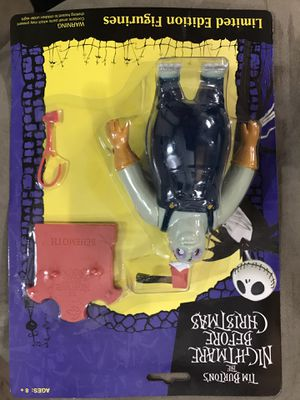 Nightmare before Christmas behemoth figure for Sale in Santa Ana, CA