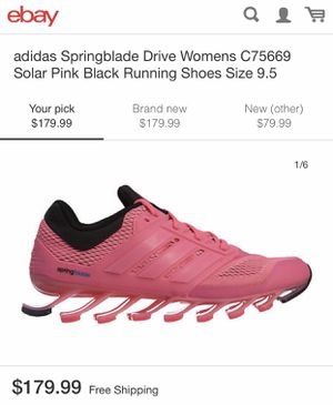 Women's Adidas Springblade size 9.5 for Sale in Saint Charles, MO