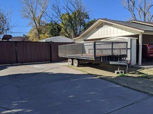 Flat bed trailer for Sale in Mesa, AZ