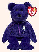 Beanie baby Princess Diana bear for Sale in Wichita, KS