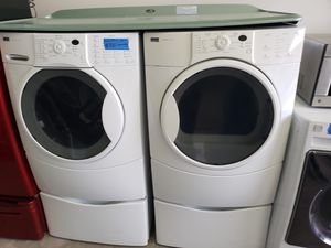 KENMORE ELITE WASHER AND ELECTRIC DRYER for Sale in Modesto, CA