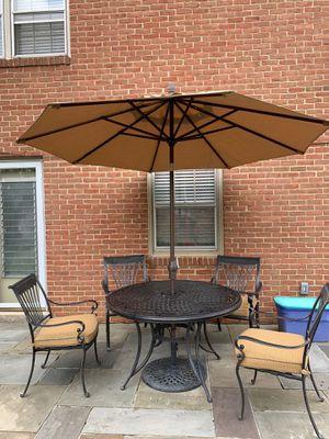 Complete Outdoor Furniture Set for Sale in Rockville, MD